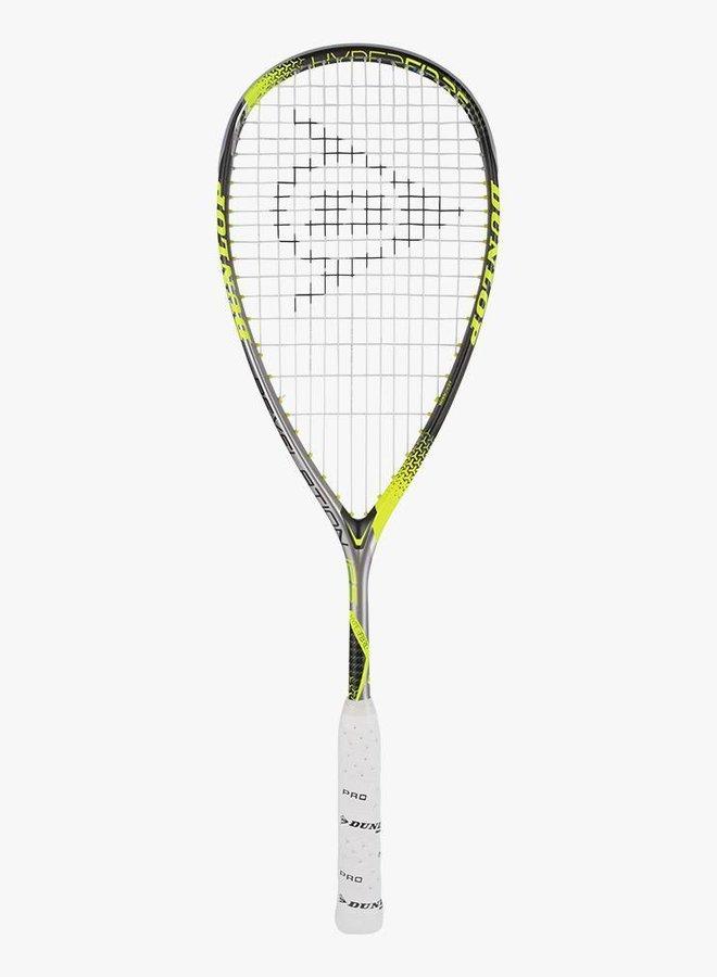 Dunlop Hyperfibre+ Revelation 125 Squashschläger