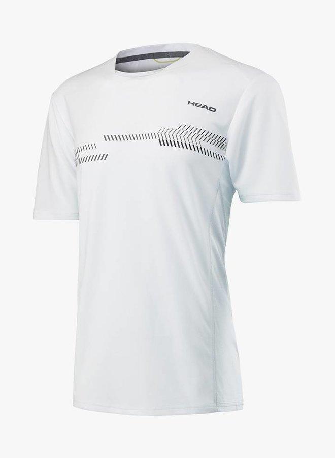 Head Club Technical T-Shirt - Weiß