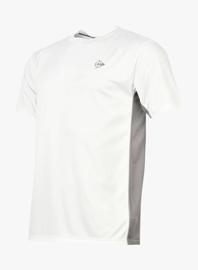 Dunlop Performance T-Shirt - Weiß