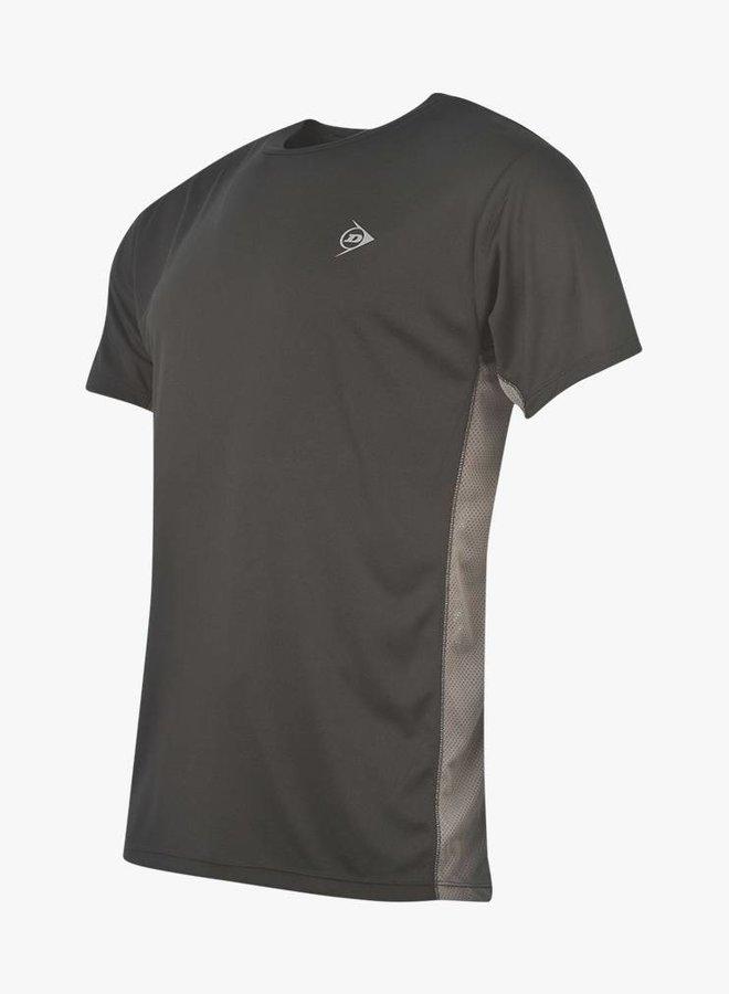 Dunlop Performance T-Shirt - Schwarz