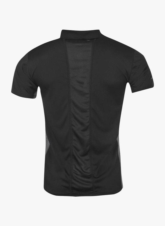 Dunlop Performance Poloshirt - Schwarz