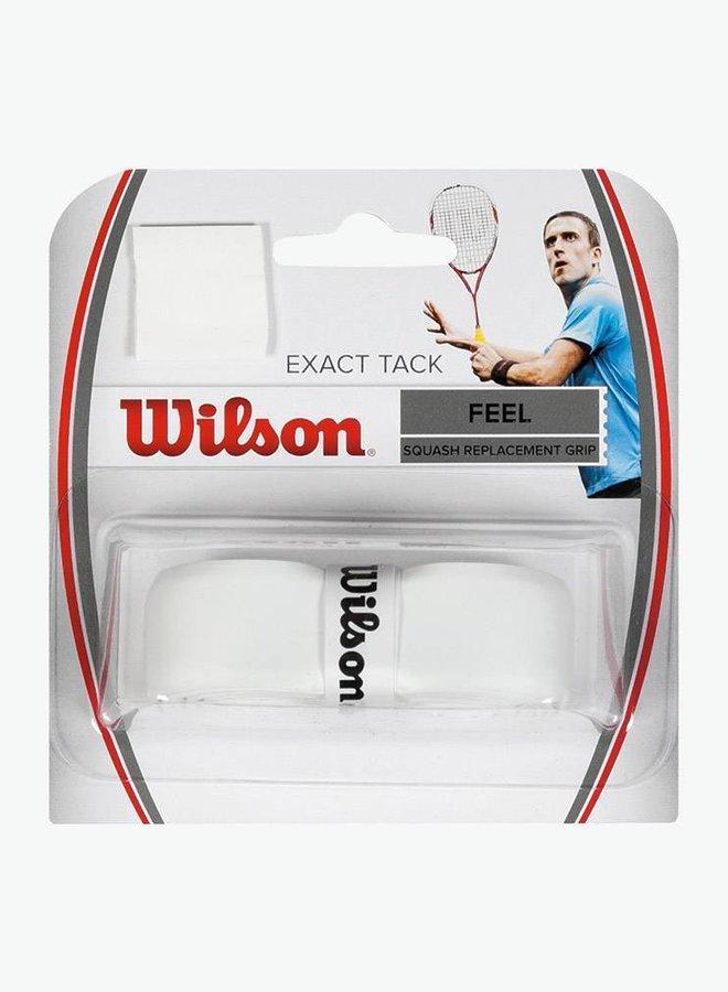 Wilson Exact Tack Basisgriffband - Weiß