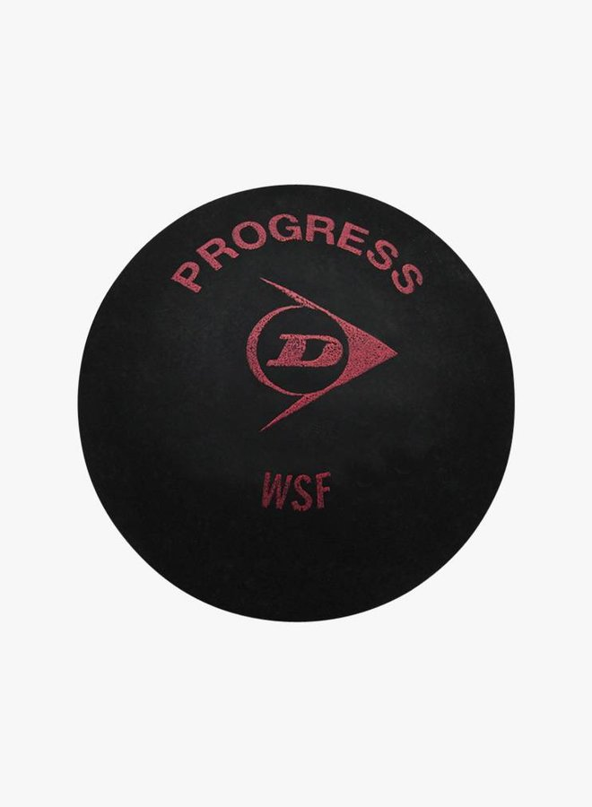 Dunlop Progress Squashball - 12er Box