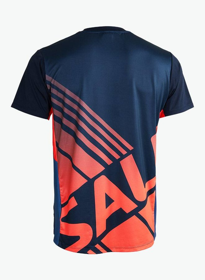 Salming Challenge Tee T-shirt - Dunkelblau