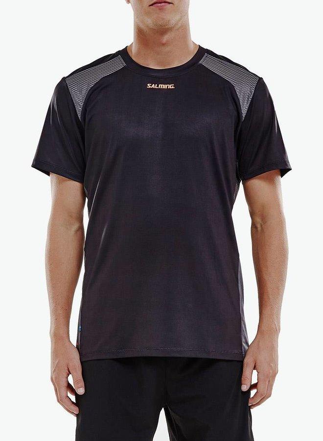 Salming Challenge Tee T-shirt - Schwarz