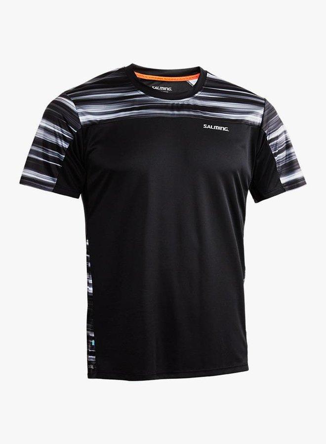 Salming Motion Tee T-shirt - Schwarz