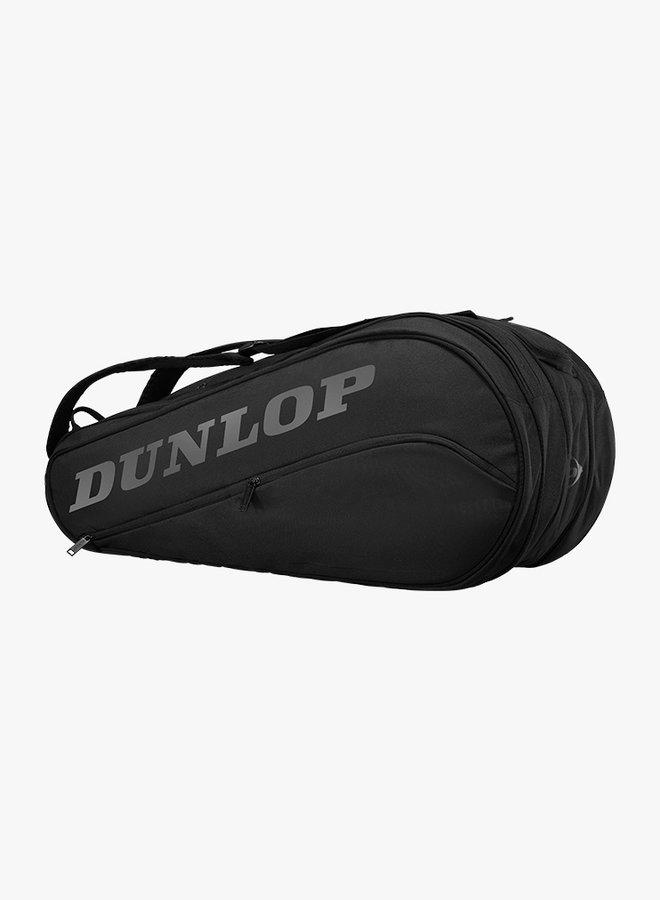 Dunlop CX Team 12 Schlägertasche - Schwarz