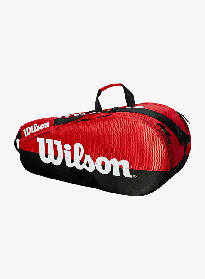 Wilson Team 2 Comp 6 Schlägertasche