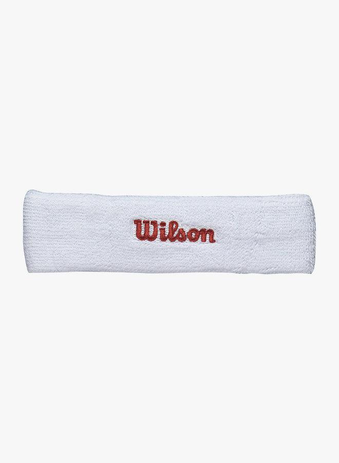 Wilson Stirnband - Weiß