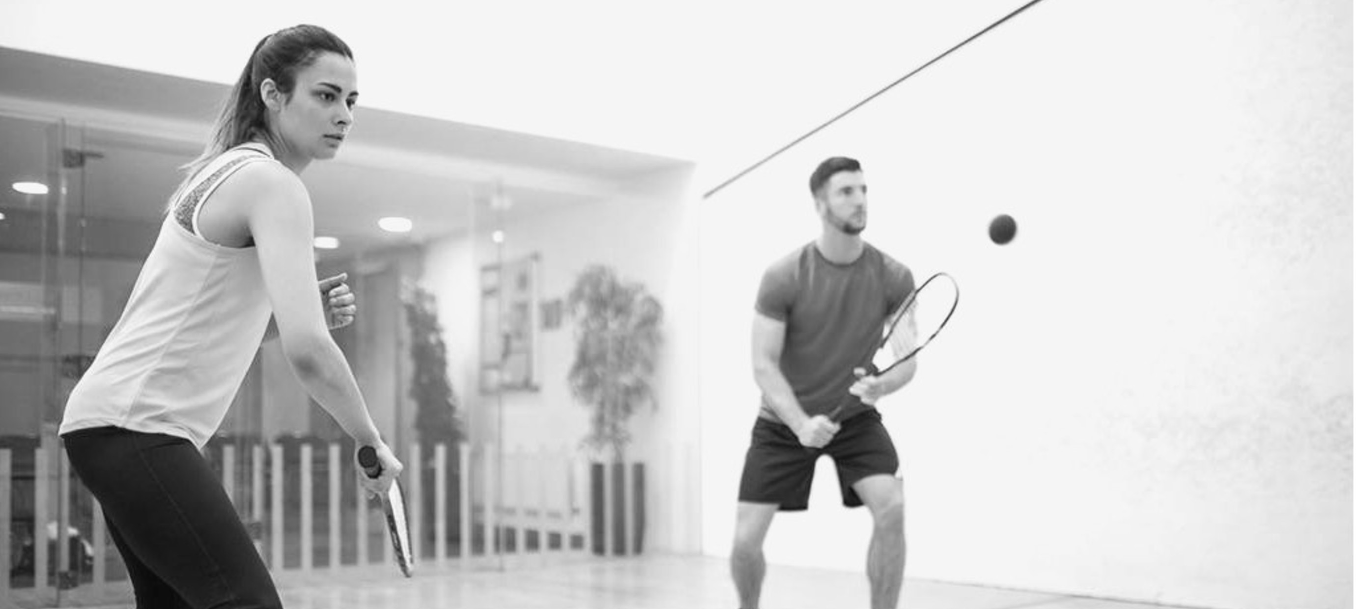 3 wertvolle Tipps für neue Squashspieler