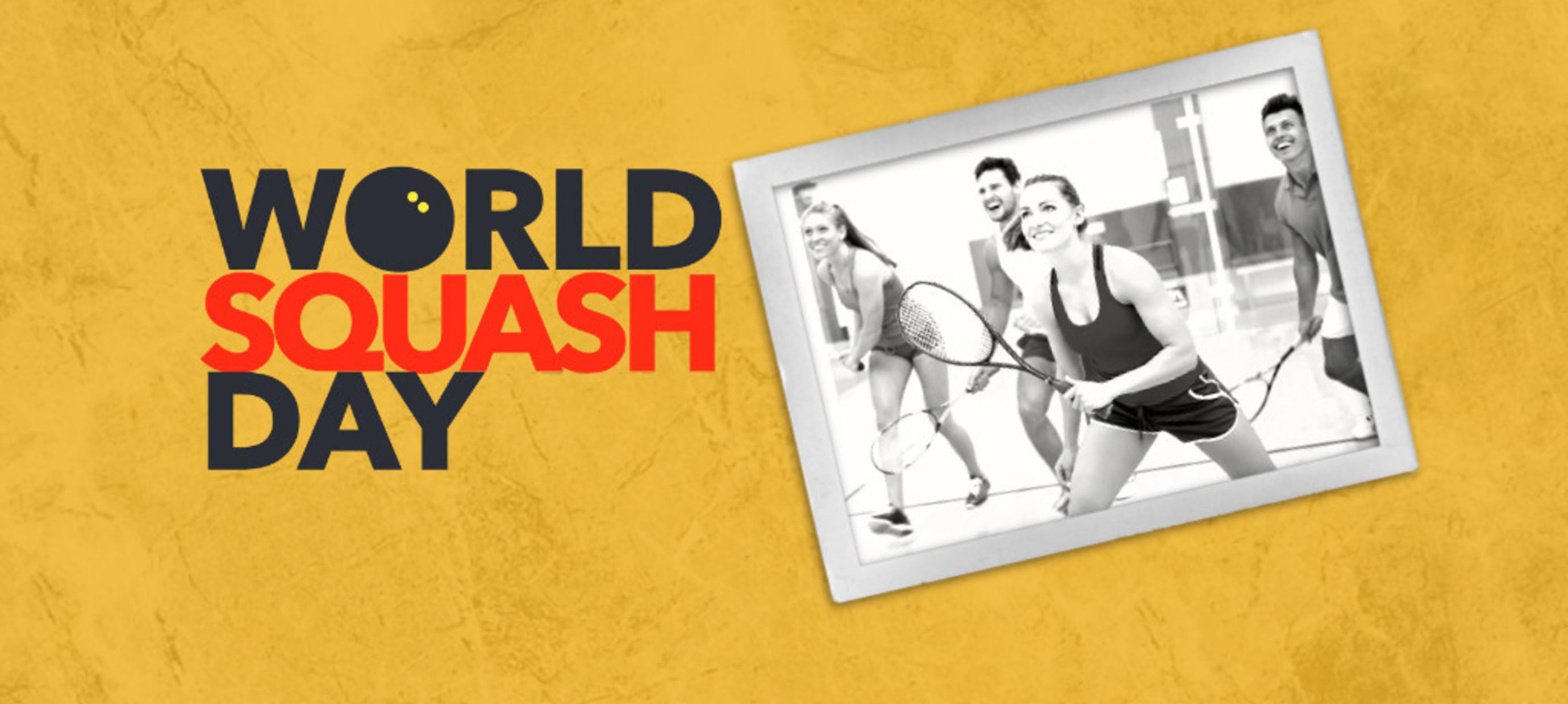 Wie kam es zum World Squash Day?