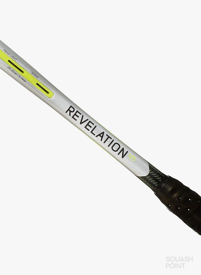 Dunlop Hyperfibre XT Revelation 125 Squashschläger