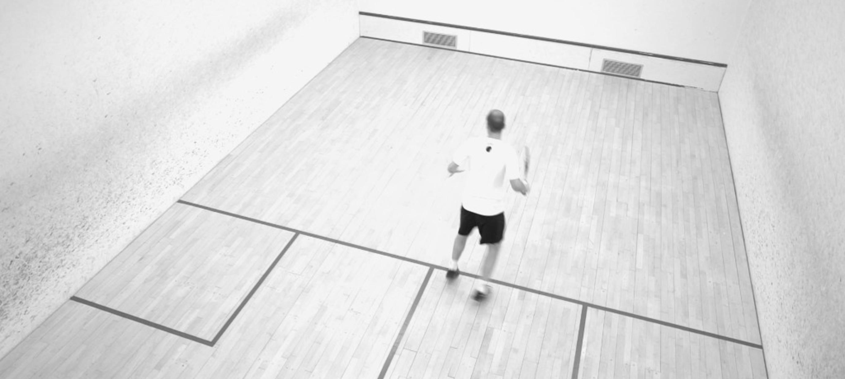 Deshalb soltest Du das T beim Squash kontrolieren