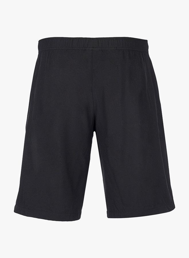 Dunlop Club Mens Woven Short - Schwarz