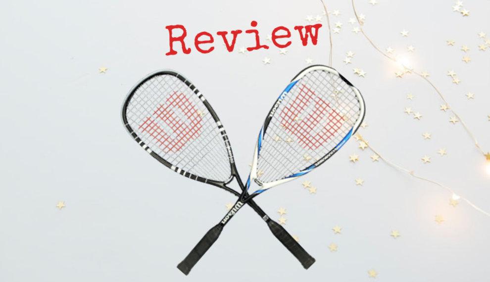 Review zum Wilson Hyper Hammer 120