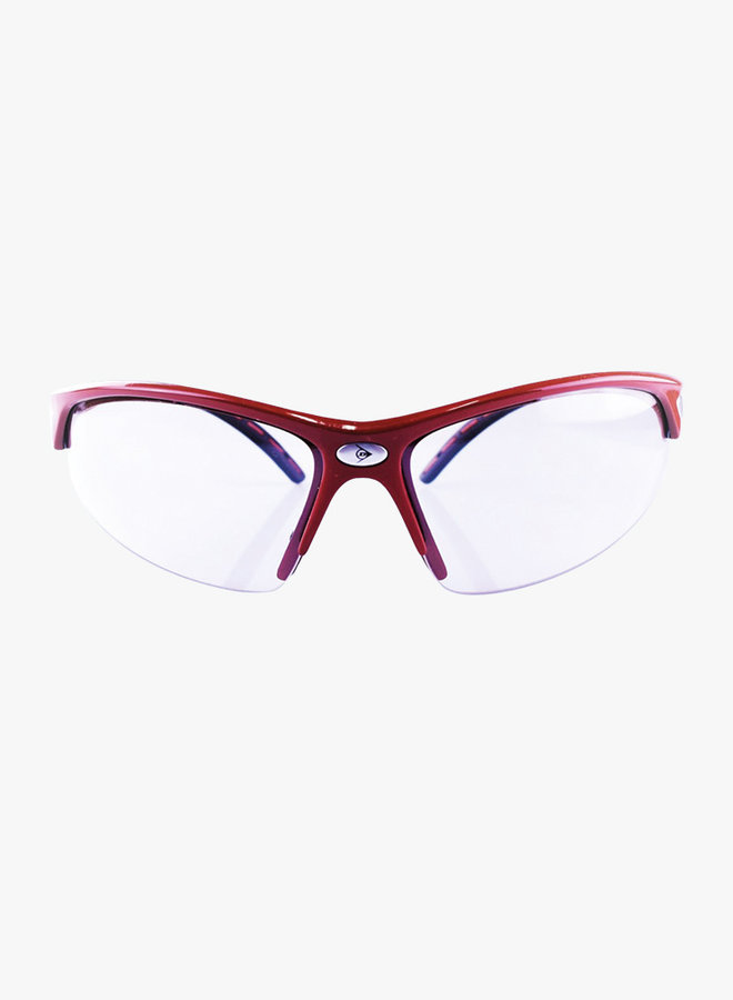 Dunlop I-Armor Squashbrille - Rot