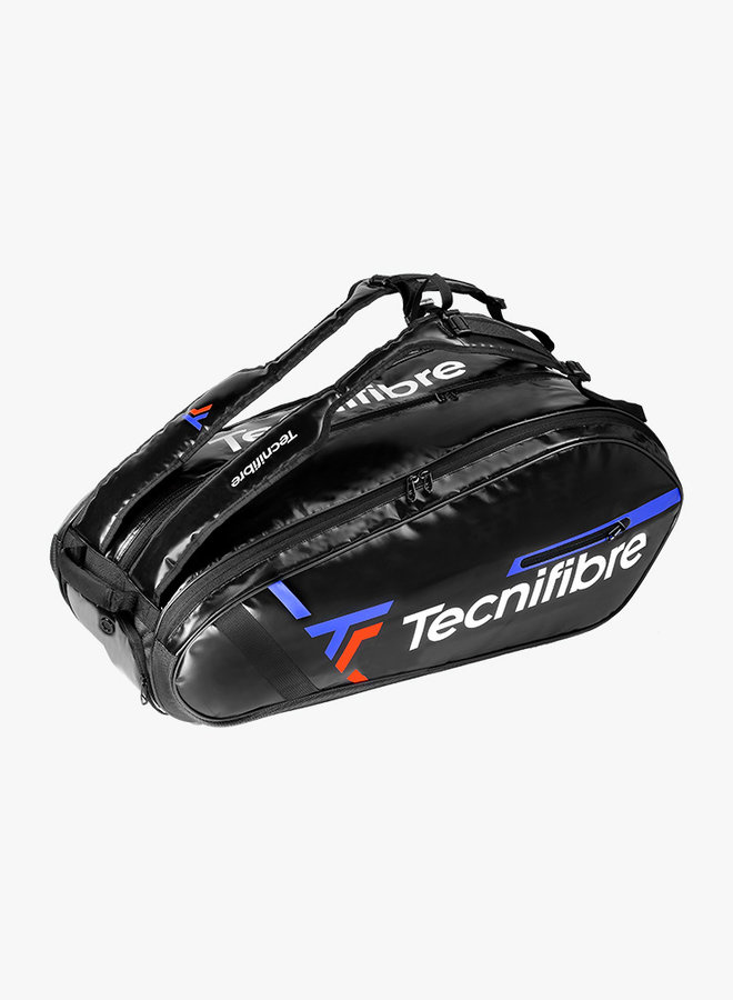 Tecnifibre Tour Endurance Black 12R Schlägertasche
