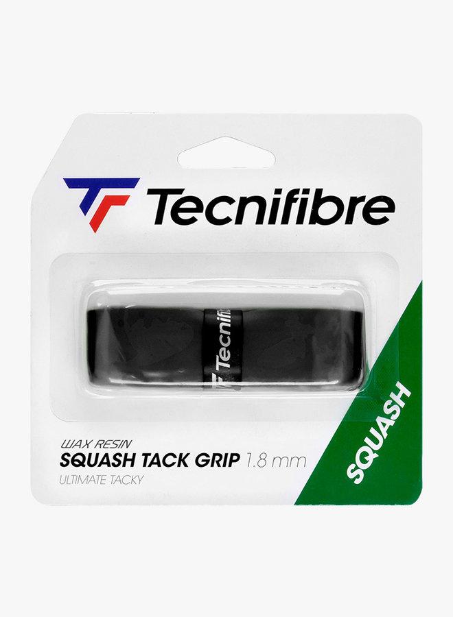 Tecnifibre Squash Tack Grip  - Schwarz
