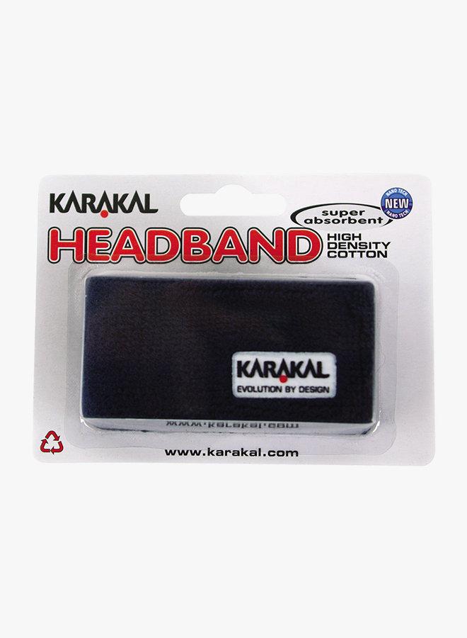 Karakal Stirnband -Dunkelblau