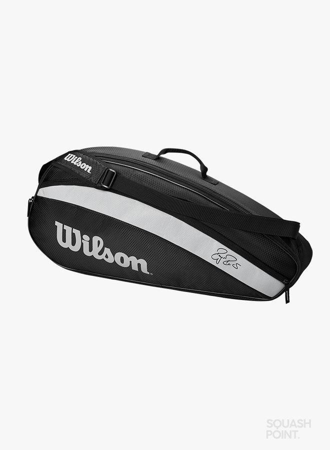 Wilson Federer Team 3 Schlägertasche