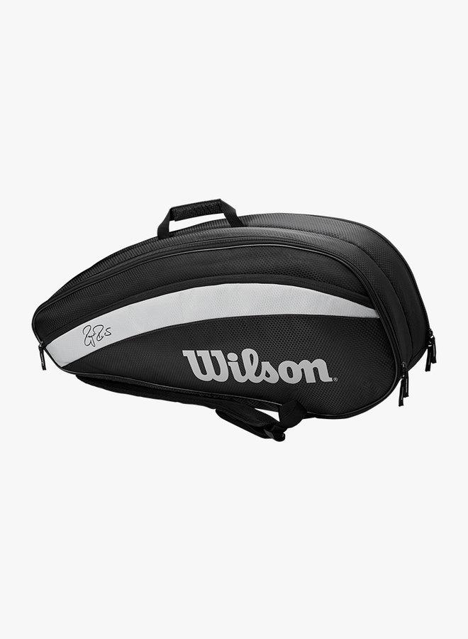 Wilson Federer Team 6 Schlägertasche
