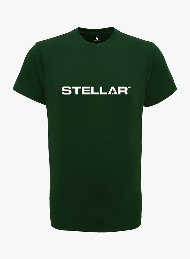 Stellar Training Performance Shirt - Grün