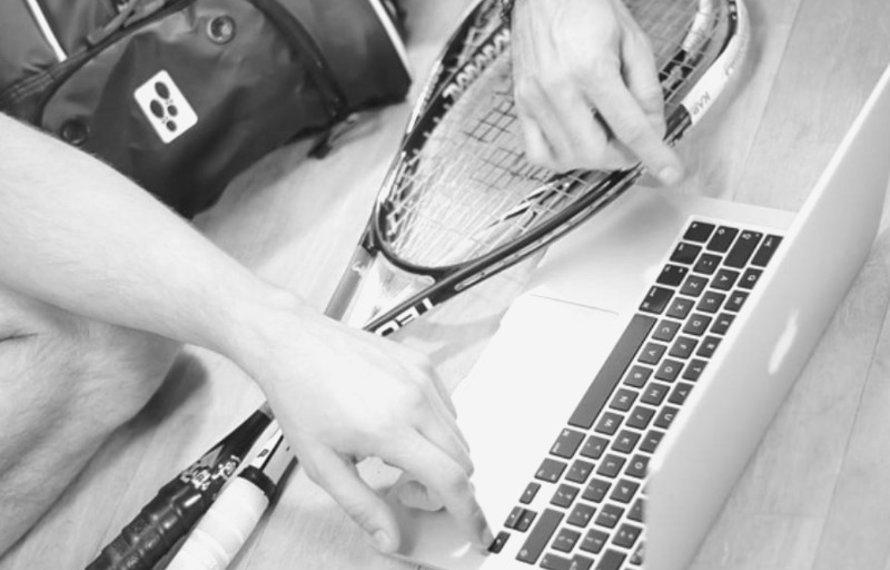 Wie man ein gutes Squash-Training plant