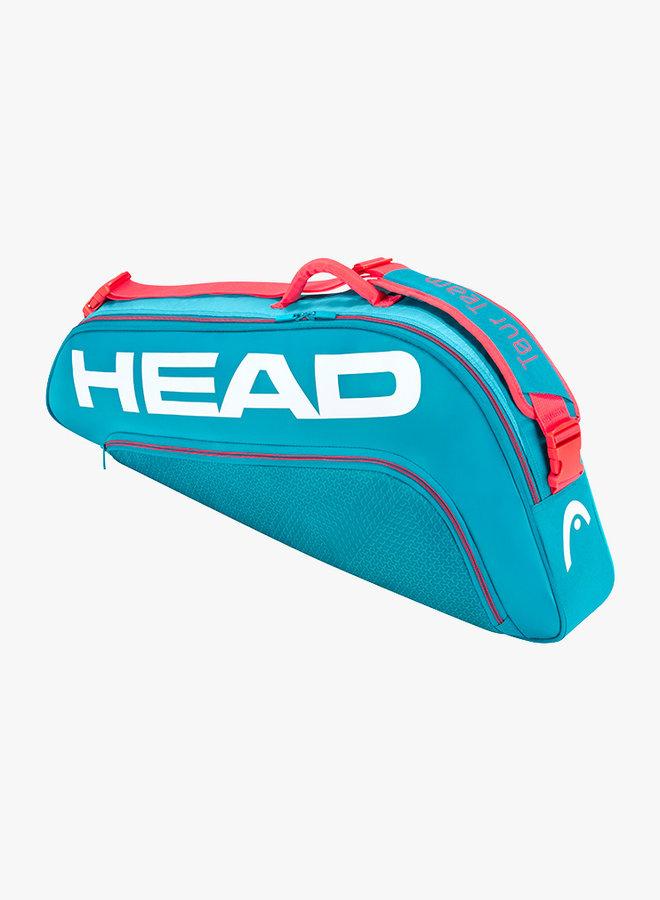Head Tour Team 3R Pro Schlägertasche - Blau / Pink