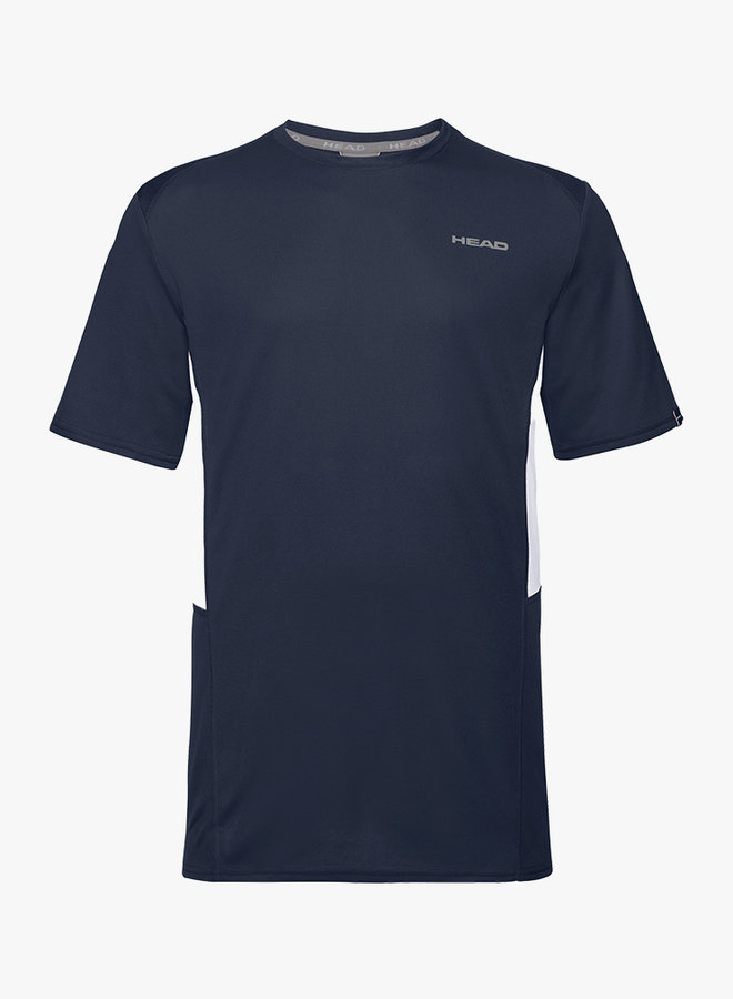 Head Club Tech T-Shirt - Dunkelblau