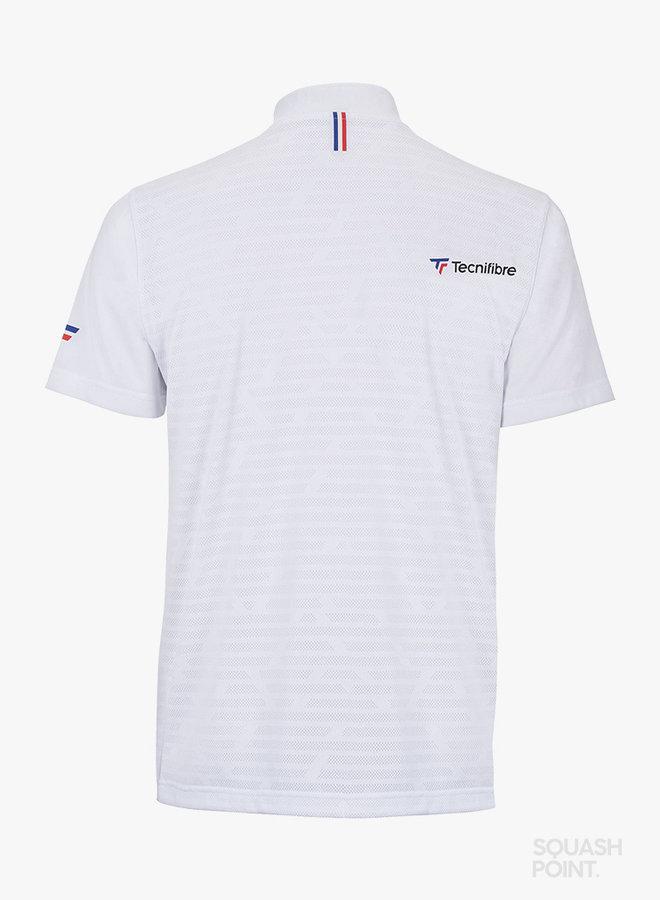 Tecnifibre F3 Polo - Weiß
