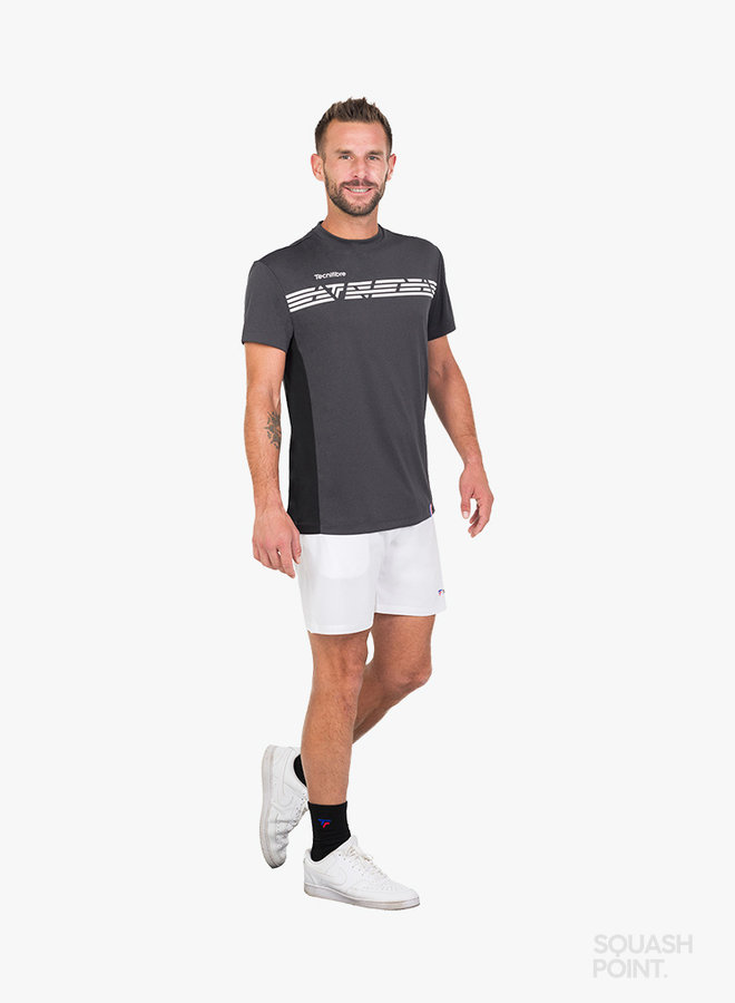 Tecnifibre F2 Airmesh Shirt-  Black Heather