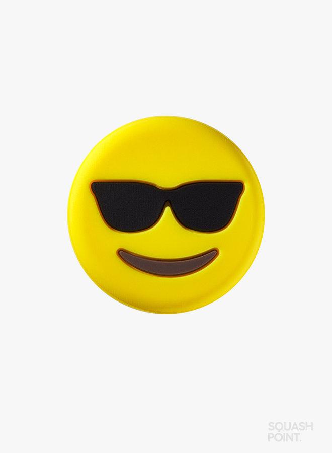 Wilson Emoti-Fun Sunglasses / Tongue Out Dämpfer - 2er Pack