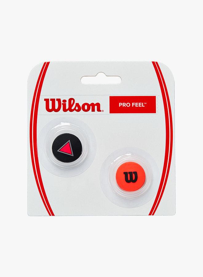Wilson Pro Feel Clash Dämpfer - 2er Pack