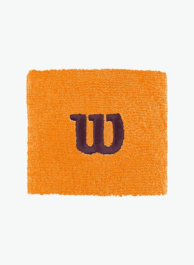 Wilson 'W' Schweißband - 2er Pack