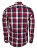 Makrom Checkhered Multicolor Cotton Long Sleeved Shirt SL 5403 COLOR C L