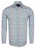 Colorful Polka Dot Printed Long Sleeved Shirt SL 5896 COLOR A S