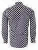 Oscar Banks Cotton Printed Long Sleeved Shirt SL 6298 COLOR C M