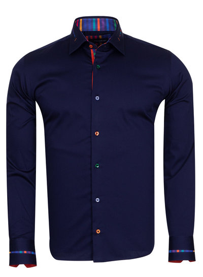 Oscar Banks  SL 6621 DARK BLUE