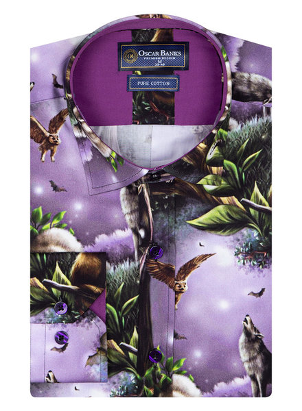 Oscar Banks Oscar Banks SL 6917 PURPLE
