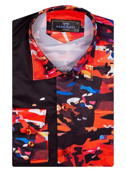 Makrom London Makrom London SL 6861 BLACK