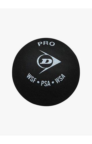 Dunlop Pro Squash Ball (double yellow dot)