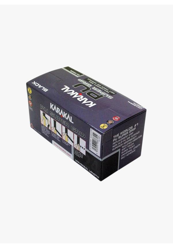 Karakal PU Super Grip Black - Box of 24