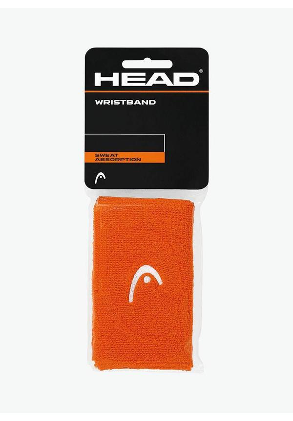 """Head Wristband 5"""" - 2 Pack - Orange"""