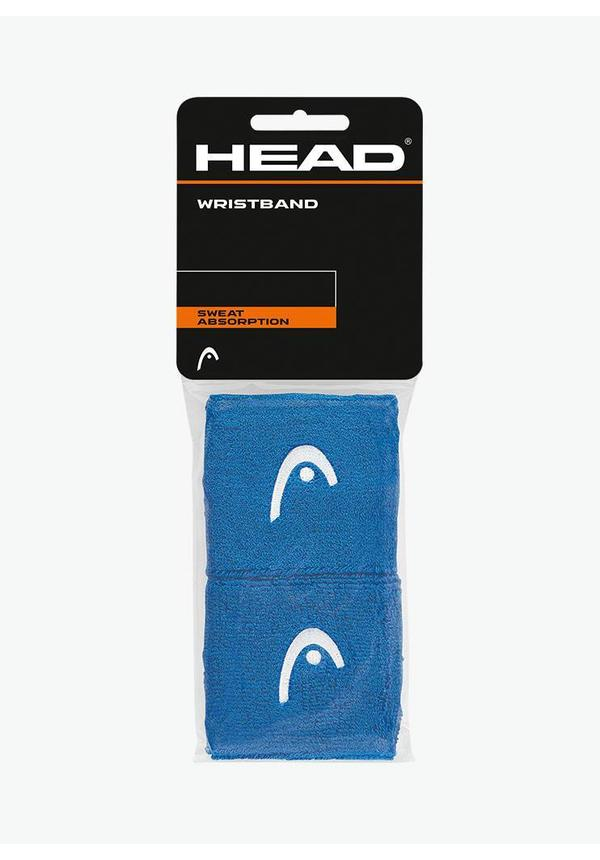"Head Wristband 2,5"" - 2 Pack - Blue"