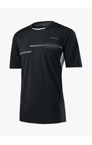 Head Club Technical Shirt - Black