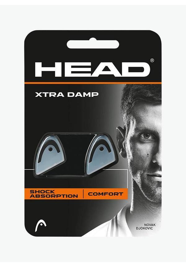 Head Xtra Dampener - 2 Pack - Transparent / Black