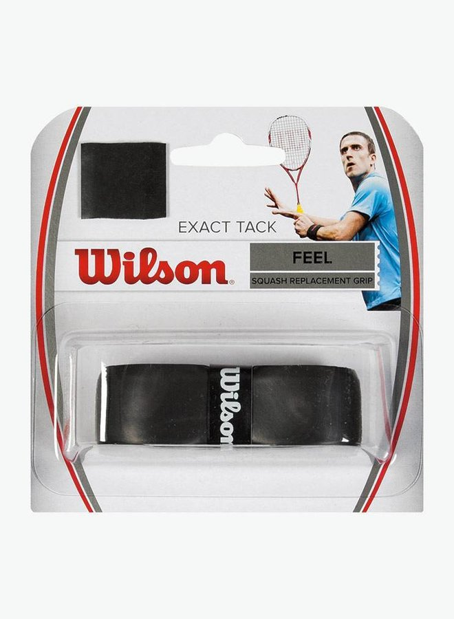 Wilson Exact Tack Replacement Grip - Black