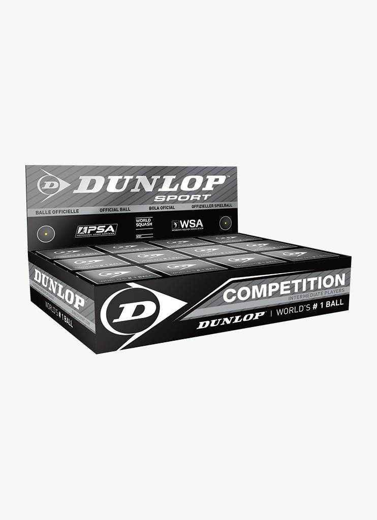 1 Ball Included Dunlop Progress Squash Ball