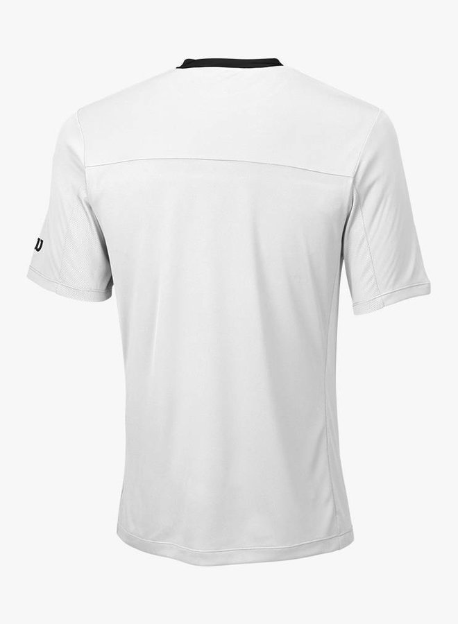 Wilson Team Crew Shirt - White