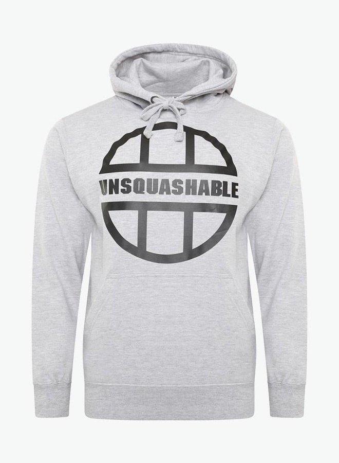 UNSQUASHABLE Training Hoodie -Grey